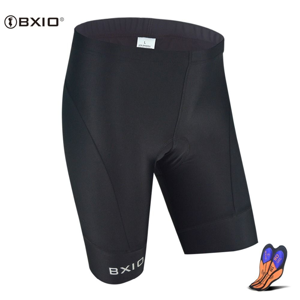 de2ed66c60b BXIO Pro Team Cycling Shorts 9D Padded Breathable Quick Dry Mesh ...