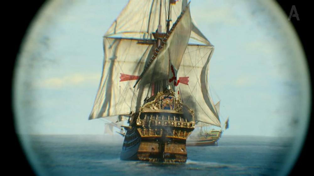 Spanish Man of War Black Sails | Black sails, Man of war ...