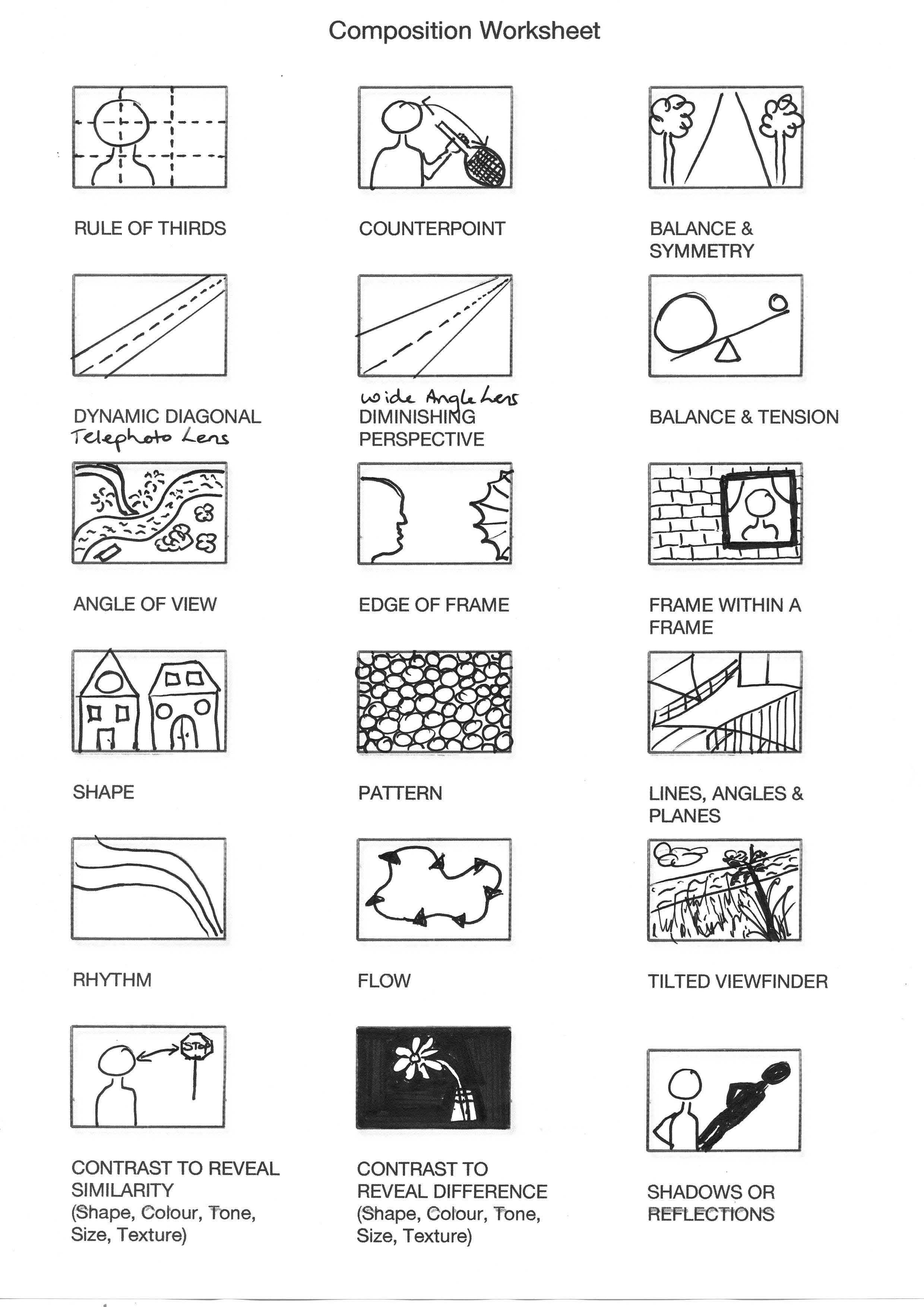 Composition Techniques