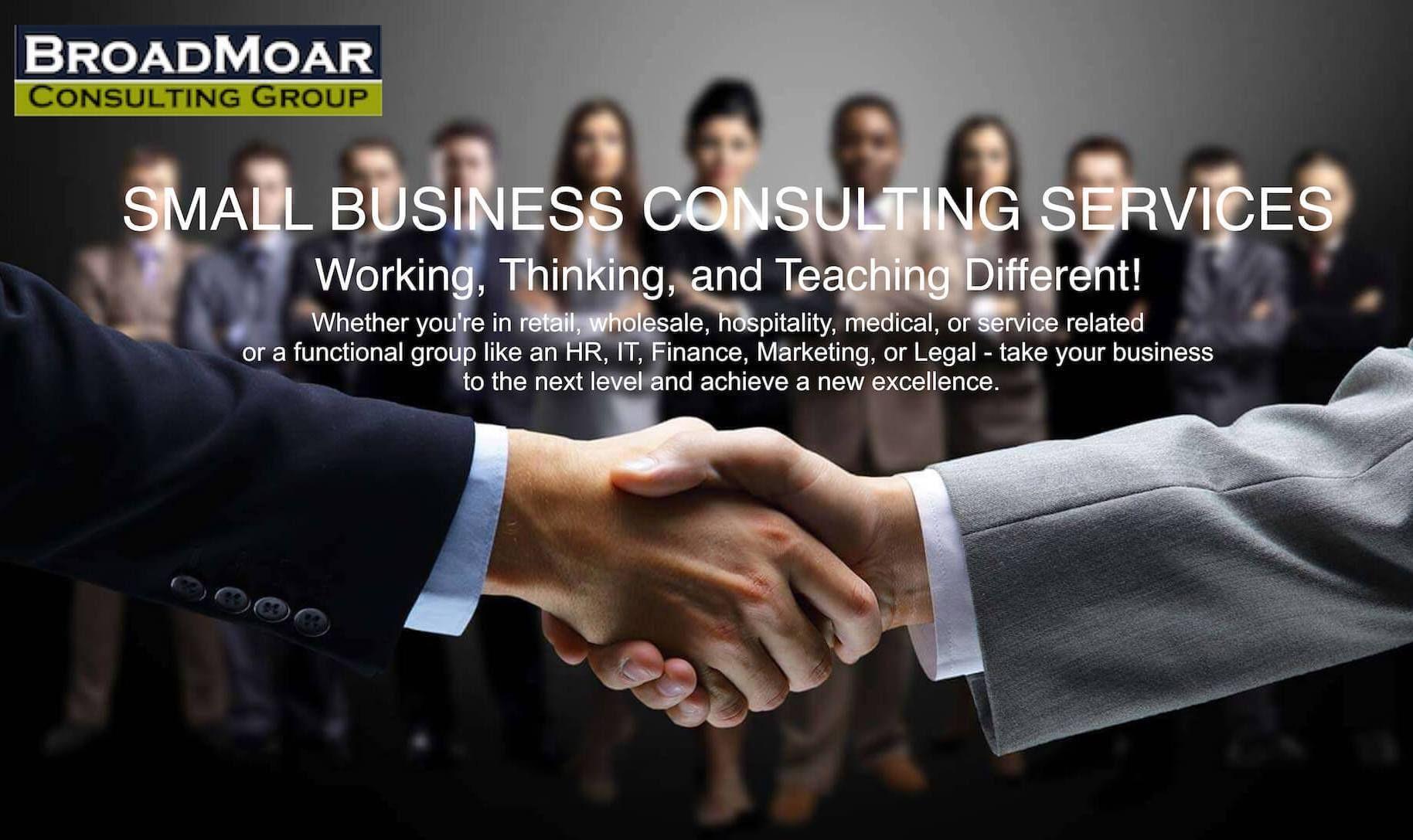BroadMoar Consulting Group, RaleighDurham Durham, NC