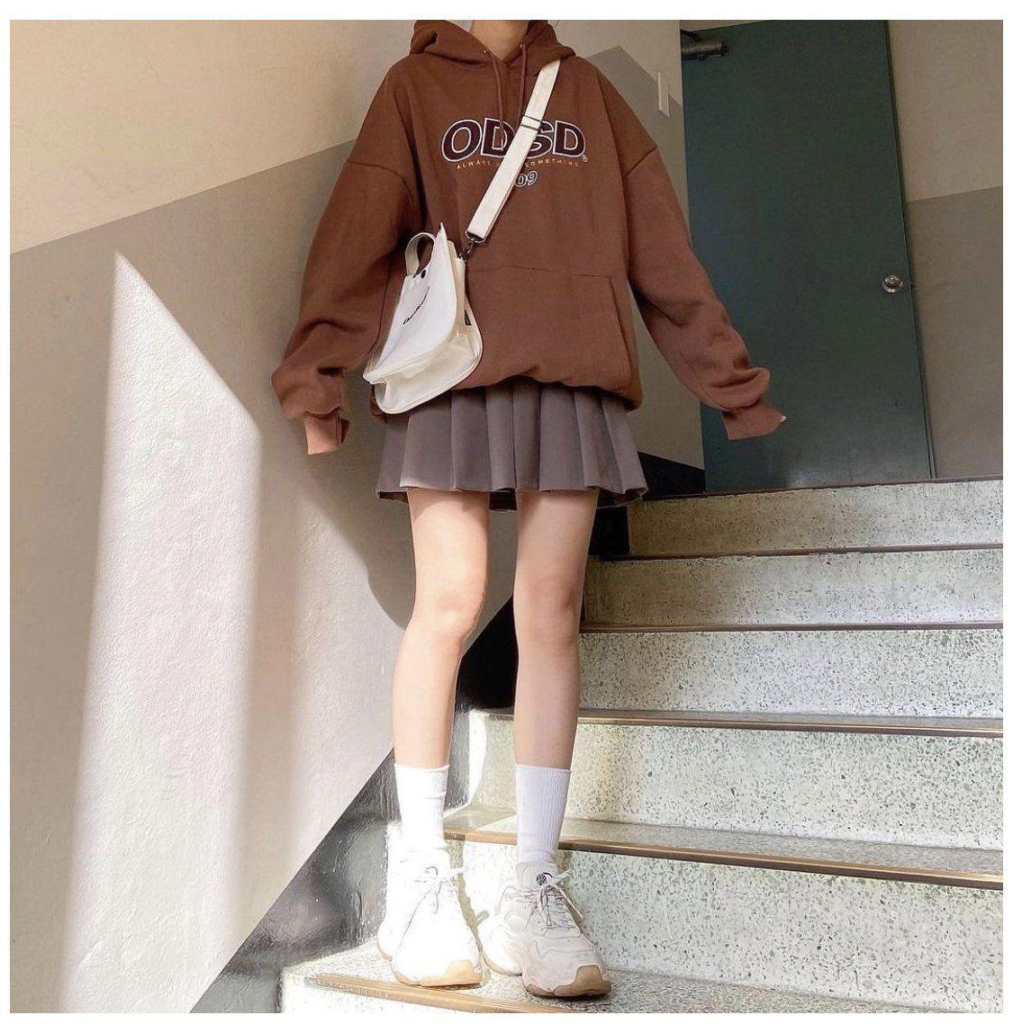 korean girl outfit elegant