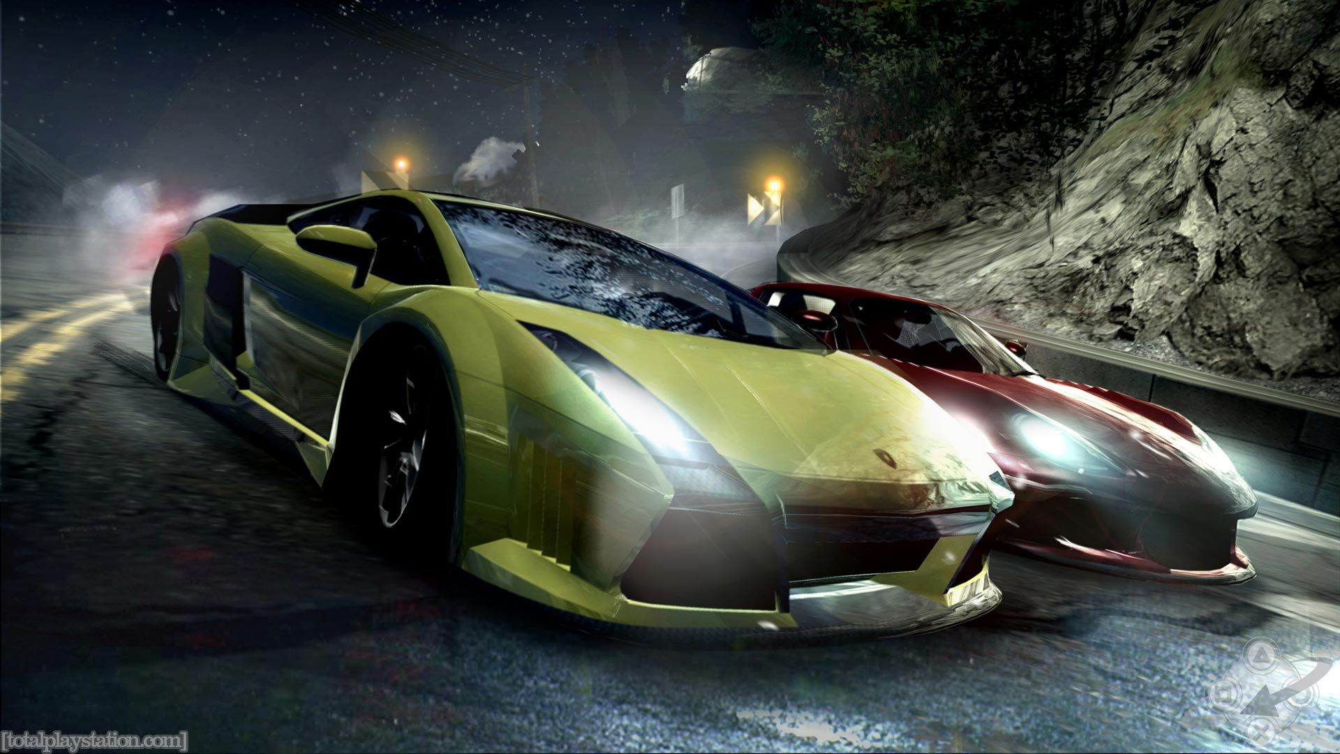 Need For Speed Carbon Girl 2 Wallpapers HD Wal 13891 Wallpaper