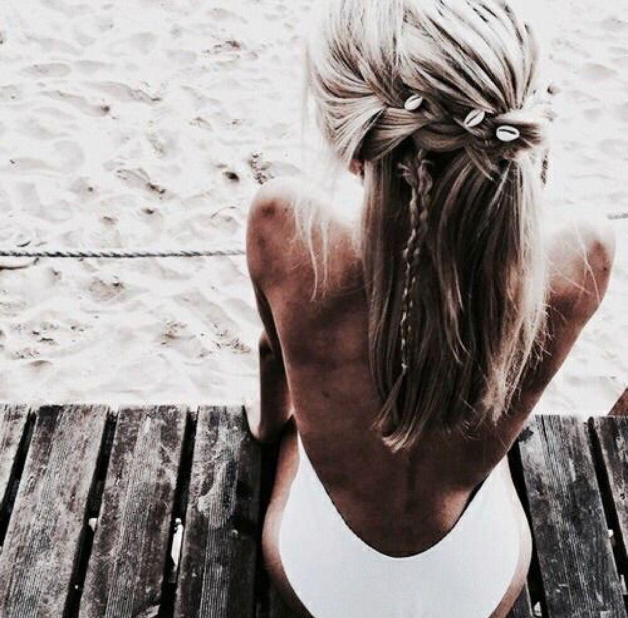 Half up half down braids hair pinterest hair hair