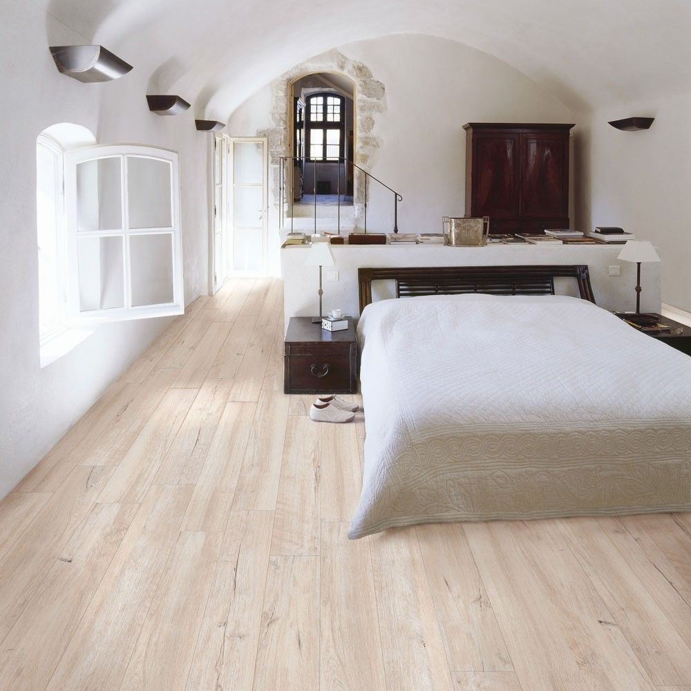 Muniellos Light Oak Wood Effect Beige 180x23 Porcelain Floor Wall Tiles Per Sqm Ebay Tile Bedroom Wood Effect Tiles Bedroom Flooring