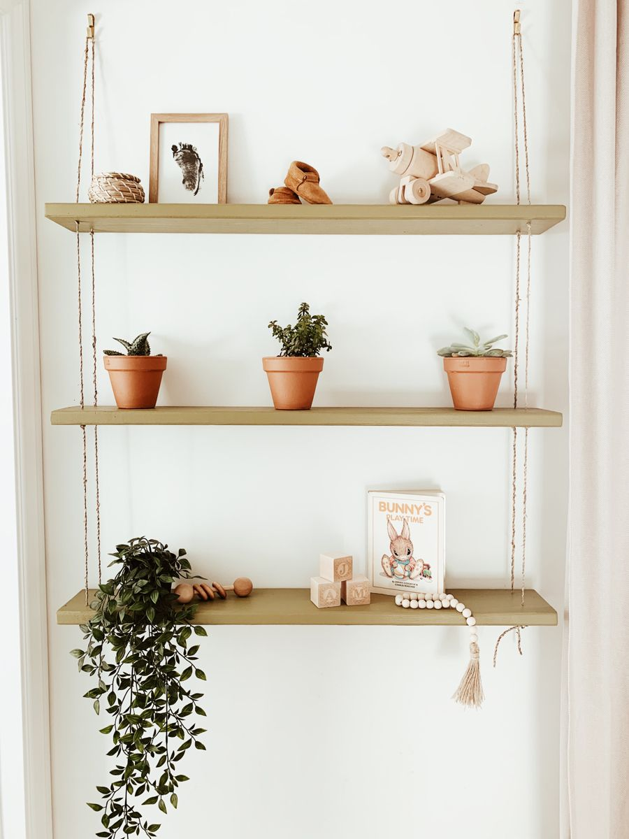 DIY shelf in 2020 | Aesthetic room decor, Decor, Room decor