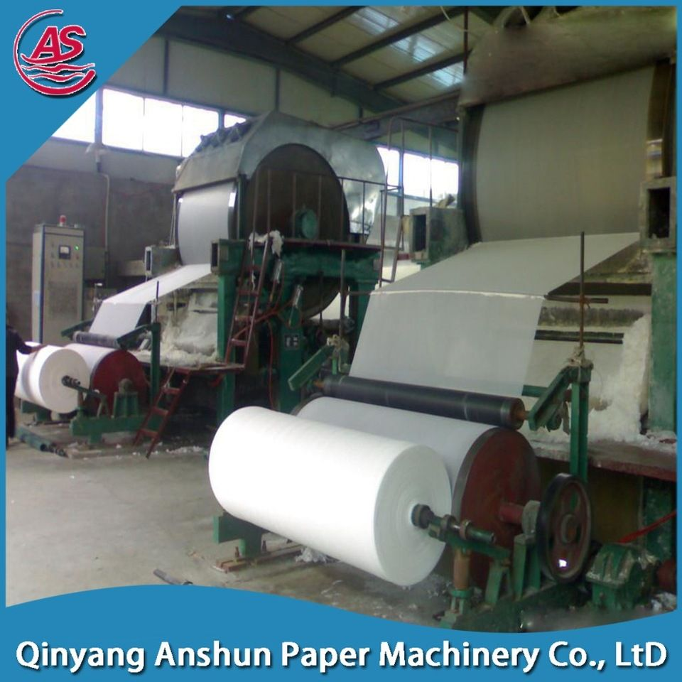 Toilet Tissue Paper Production Line Machinery Price | alibaba