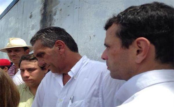 """¿Quién será """"la jefa"""" tan mentada en últimos días y que impide las visitas al tachirense y preso político Daniel Ceballos?"""