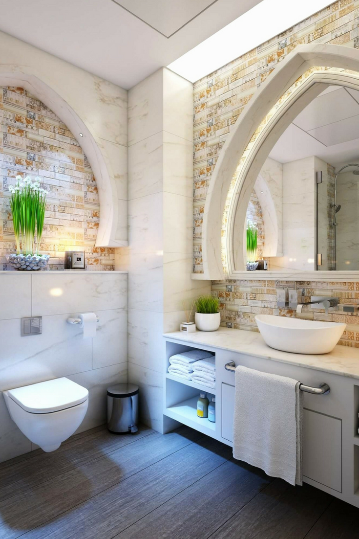 Factors to Consider during a Half Bath Remodel | Bathroom ...