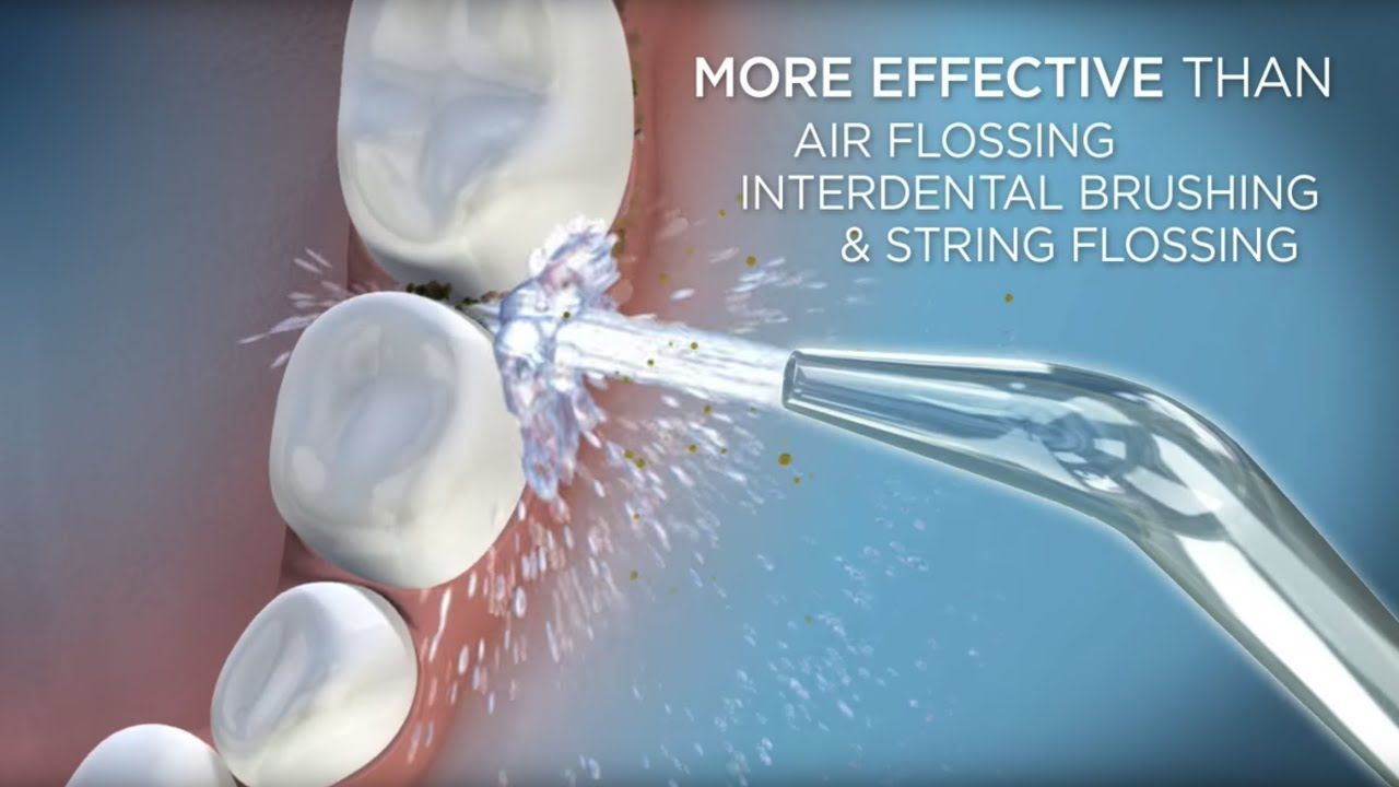 How to Use the Waterpik® Cordless Advanced Water Flosser
