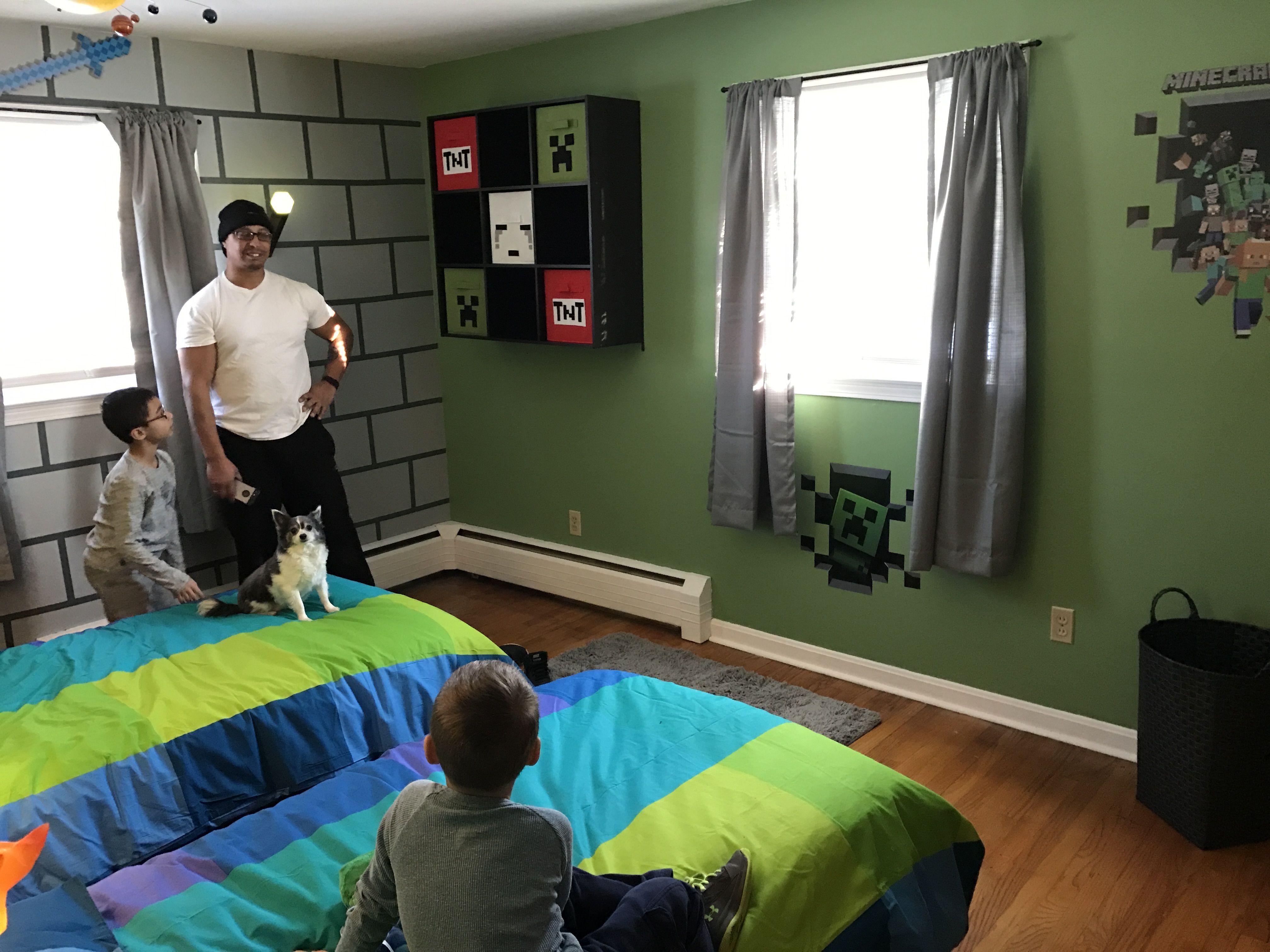 Minecraft Schlafzimmer ~ Pin von michele pearson auf minecraft bedroom