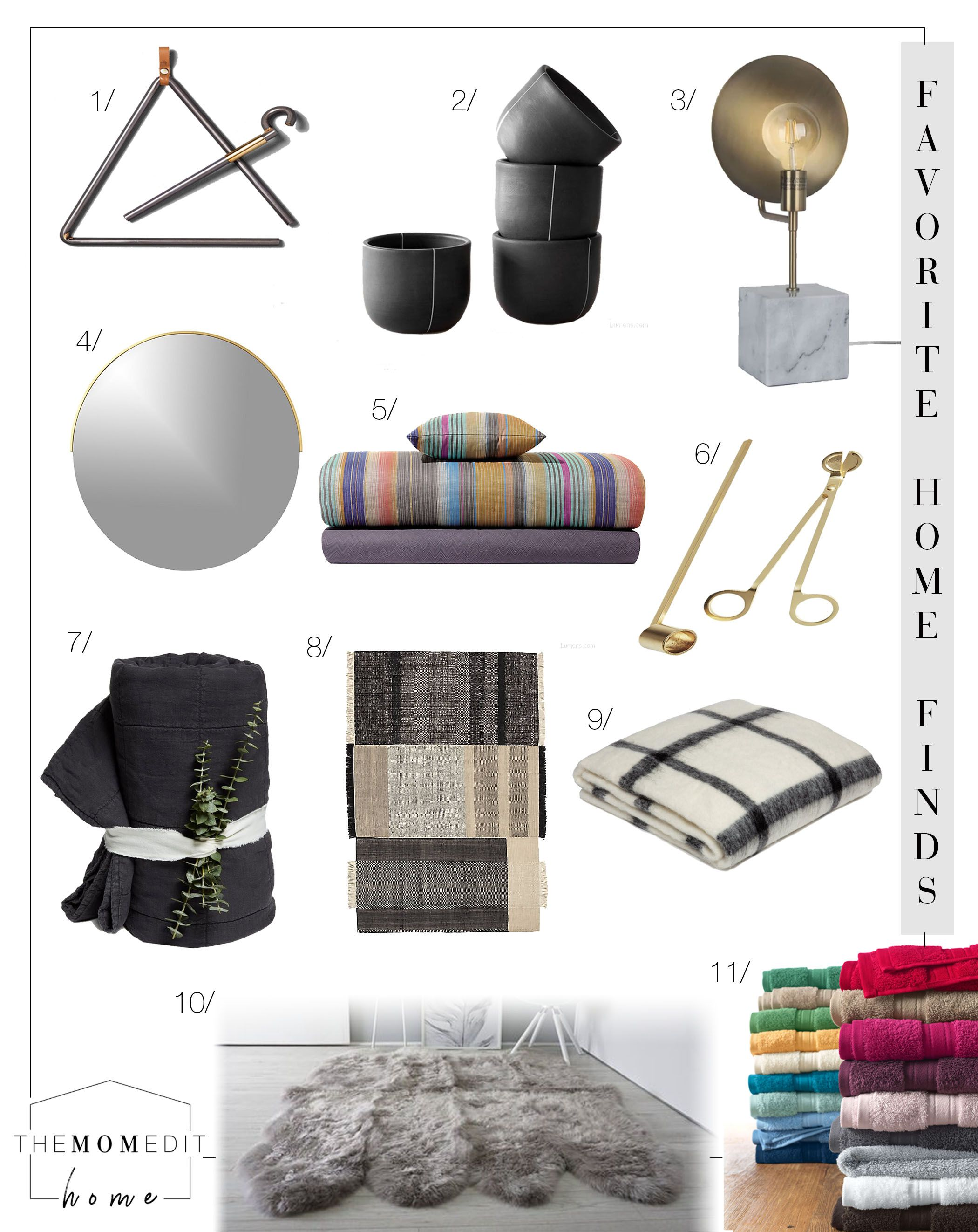 WEEKLY FAVORITE FINDS IN HOME DECOR BLACK FRIDAY CYBER MONDAY