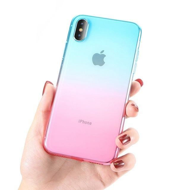 coque iphone 7 degrader