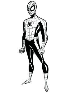 Top 20 Spiderman Coloring Pages Printable Spiderman Coloring