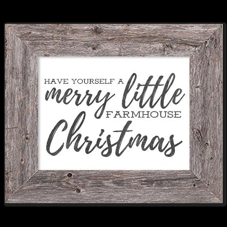 Free Printable Farmhouse Christmas Signs Christmas signs