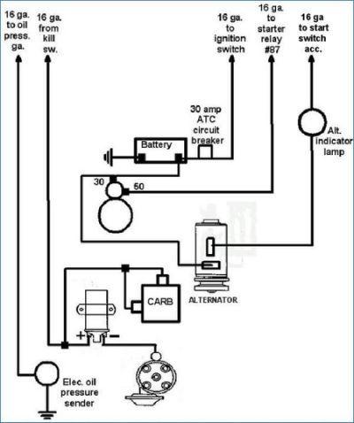 Vw Dune Buggy Wiring Diagram Dune Buggy Vw Dune Buggy Electrical Diagram