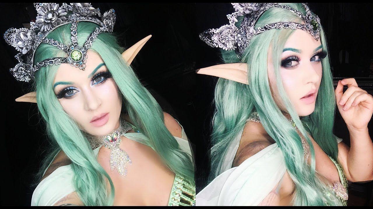 Image result for Labyrinth Elf kelly eden Elf makeup