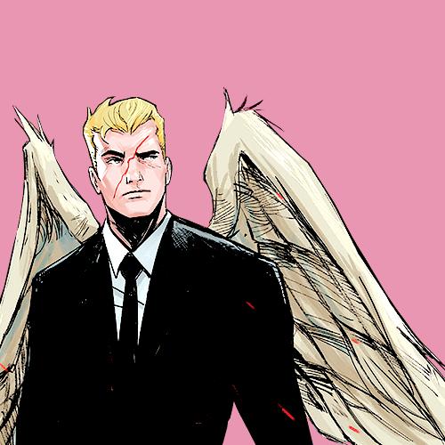 Lucifer Morningstar In Lucifer #2 (2016)