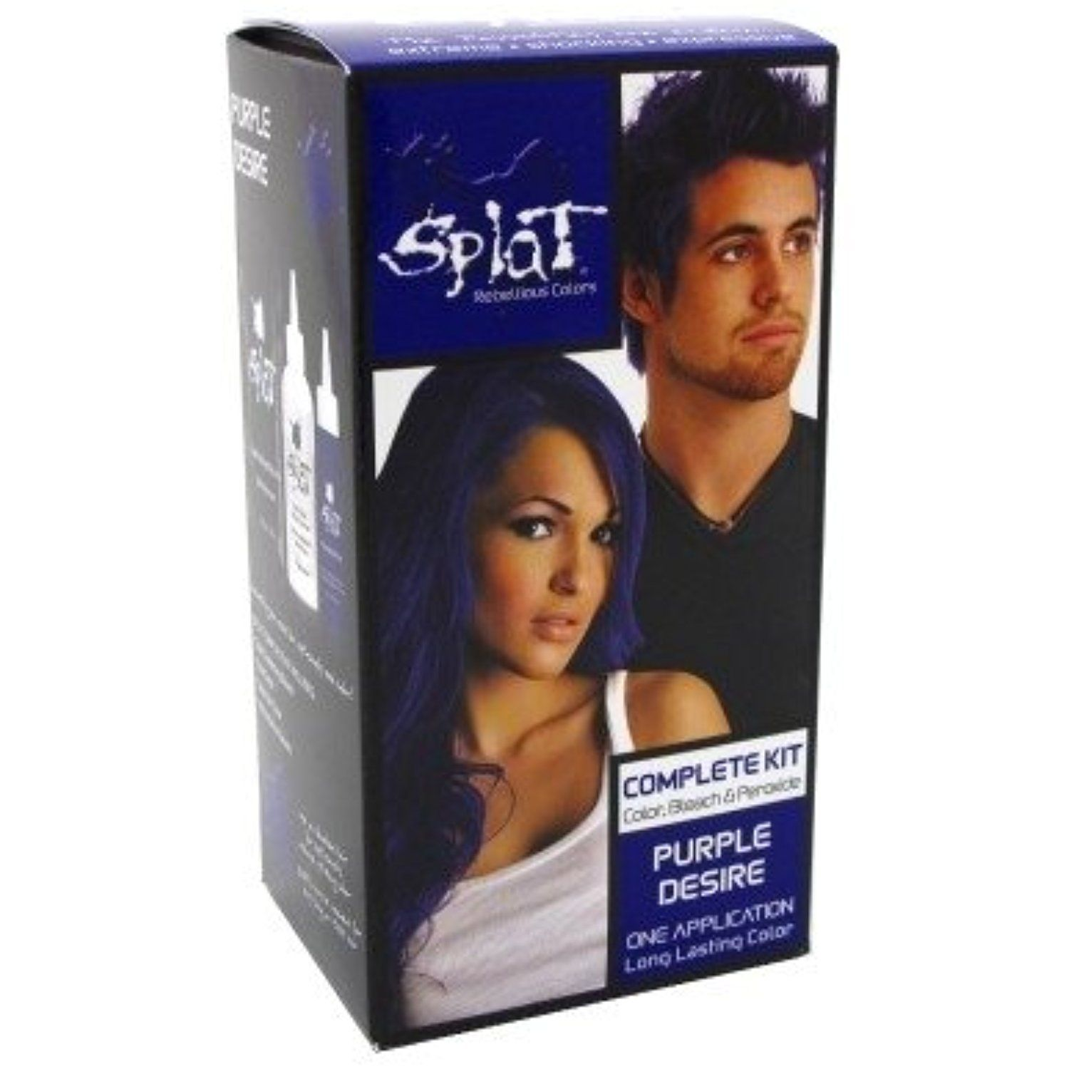 Splat Hair Color Kit 3 Pack Purple Desire Check This Awesome Product By Going To The Link At The Image Hair Color Purple Permanent Hair Color Hair Color