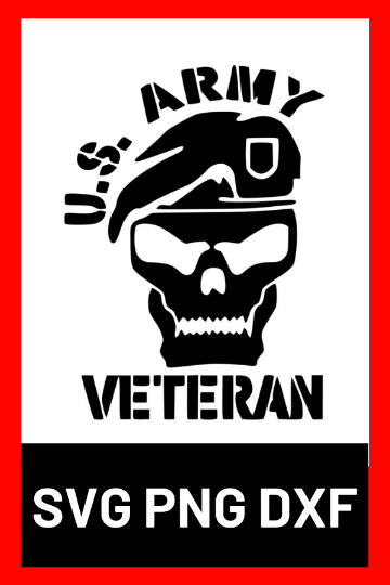 Buy 1 Get 1 Free Us Army Veteran Svg Png Dxf Design Files The Right Side Designs Veteran Etsy Svg