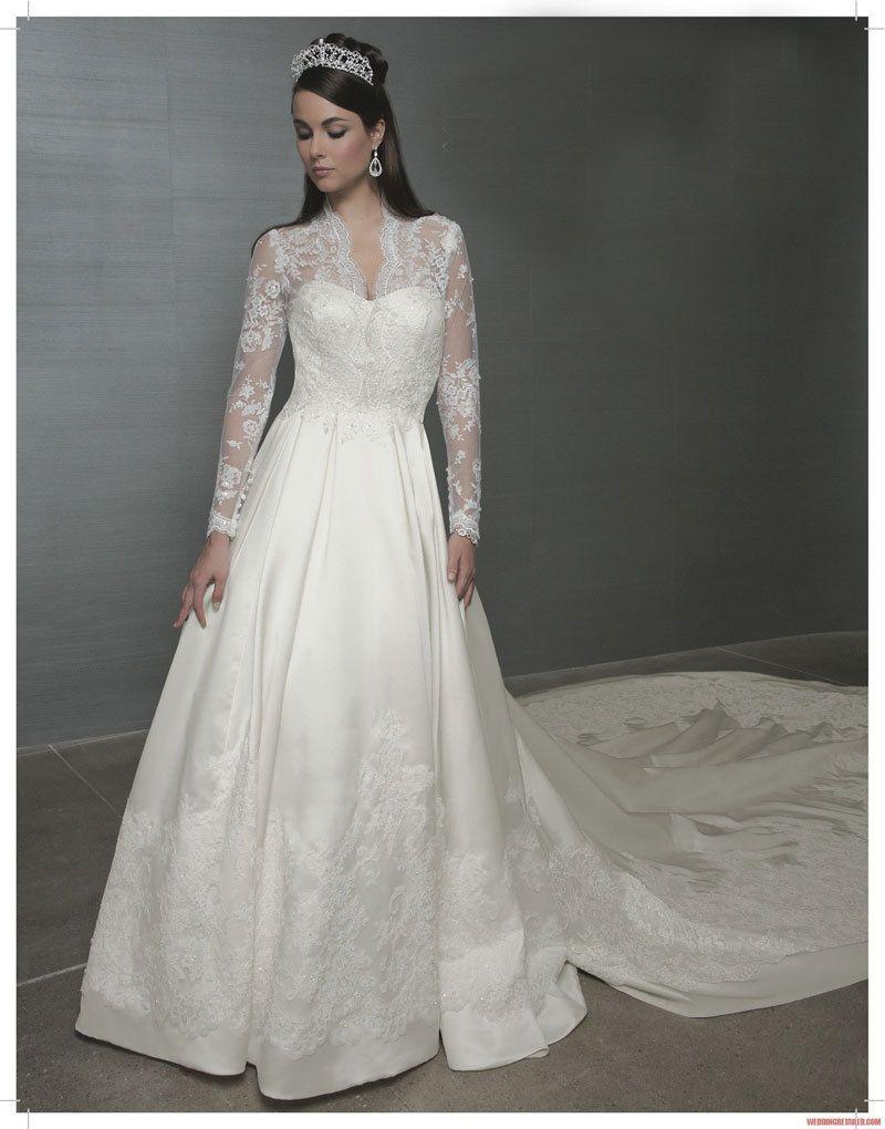 A Remake Of Princess Kate S Royal Wedding Dress