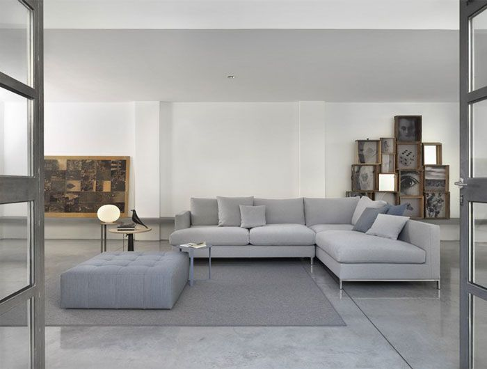 Charming Classic Forms, Modern Colors And Contemporary Style All In One Sofa U2013 A New  Model Loft Design By Studio Marelli. Its Universal Form And Silhouette With