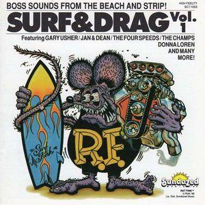 Various - Surf & Drag Vol.1 (CD) at Discogs