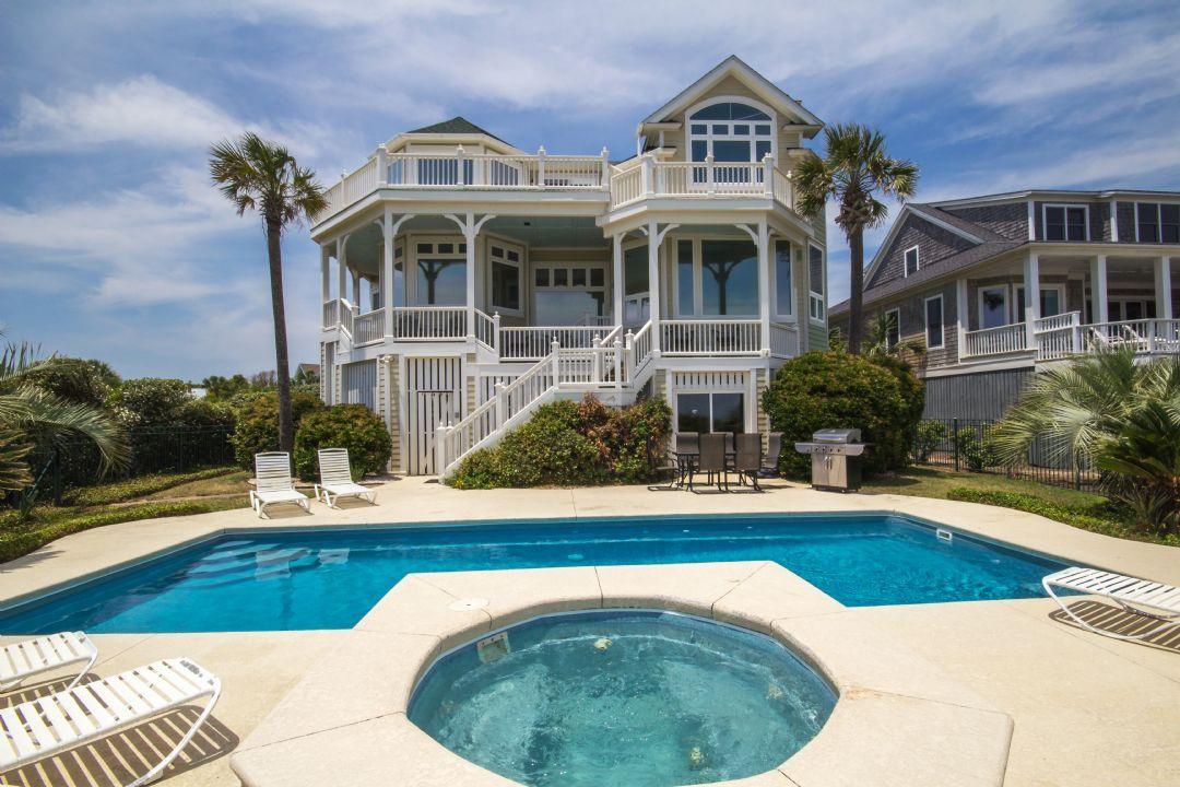 400 ocean boulevard isle of palms oceanfront vacation