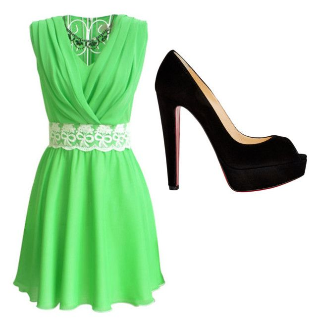 """""""Night Out #46"""" by guitargirlmads on Polyvore"""