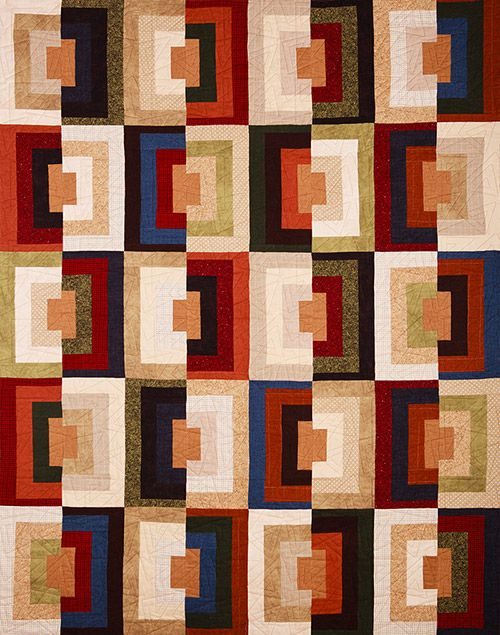 Boyfriend Quilt Kit From The Pine Needle Quilt Shop Modern Quilt Patterns Flannel Quilts Quilts