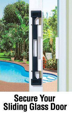 glass door lock patio door locks