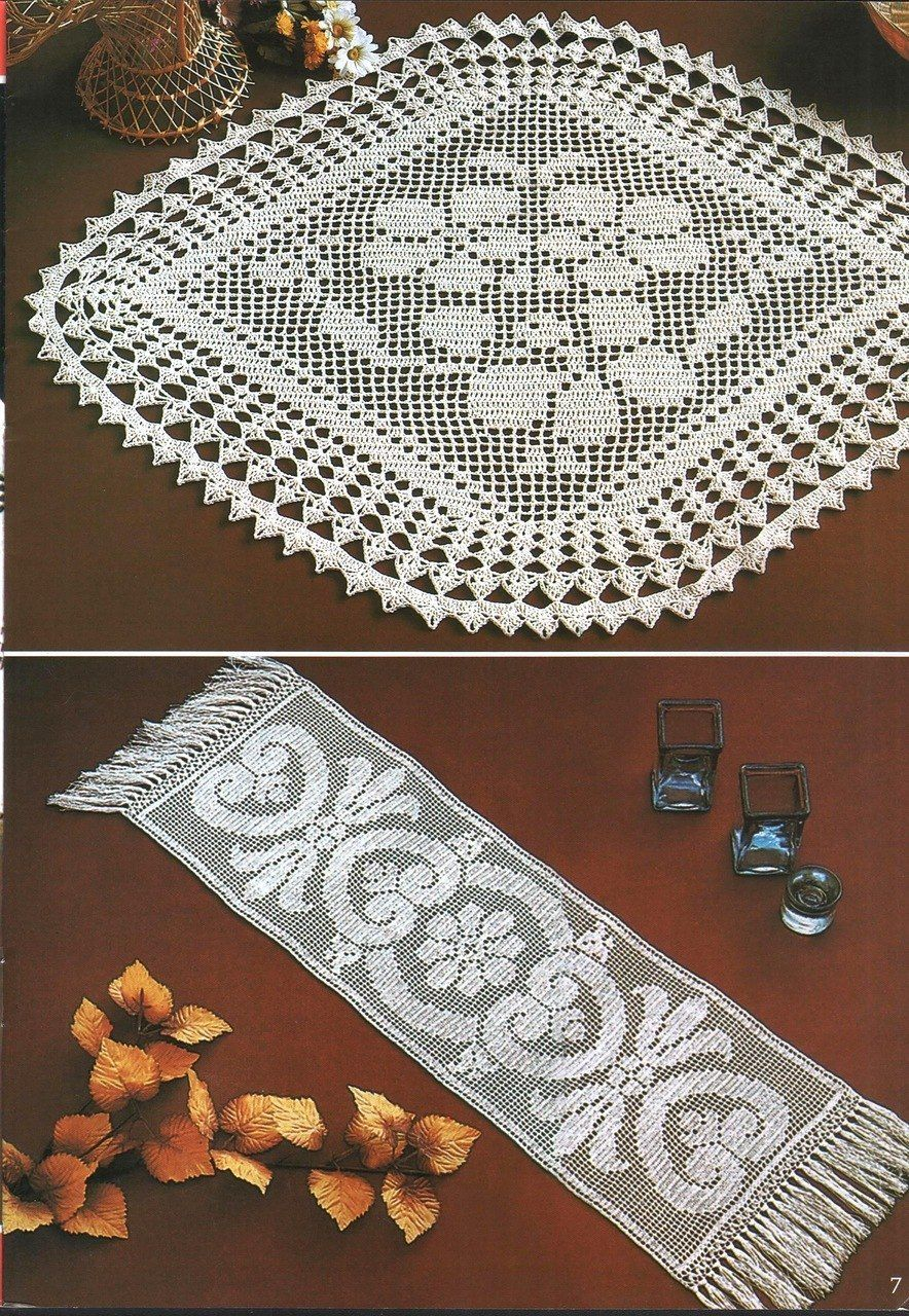 Knit, crochet and tatting recipes. | Knits, crafts and crochet ...