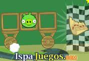 Juego de Bad Piggies 2   JUEGOS GRATIS: La segunda entrega de este juego ha llegado con varios niveles donde te aran construir un vehículo para transportar a estos cochinitos y tratar de llegar a la meta, lo primero es armarlo y luego tratar de llegar a todas las estrellas y por ultimo llegar a la meta