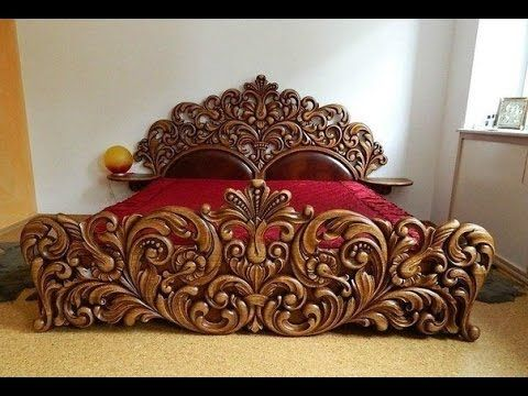 Wood Carving Work Design Youtube Wood Carving Furniture