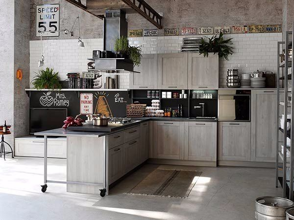 cocinas modernas peque as con isla dream home