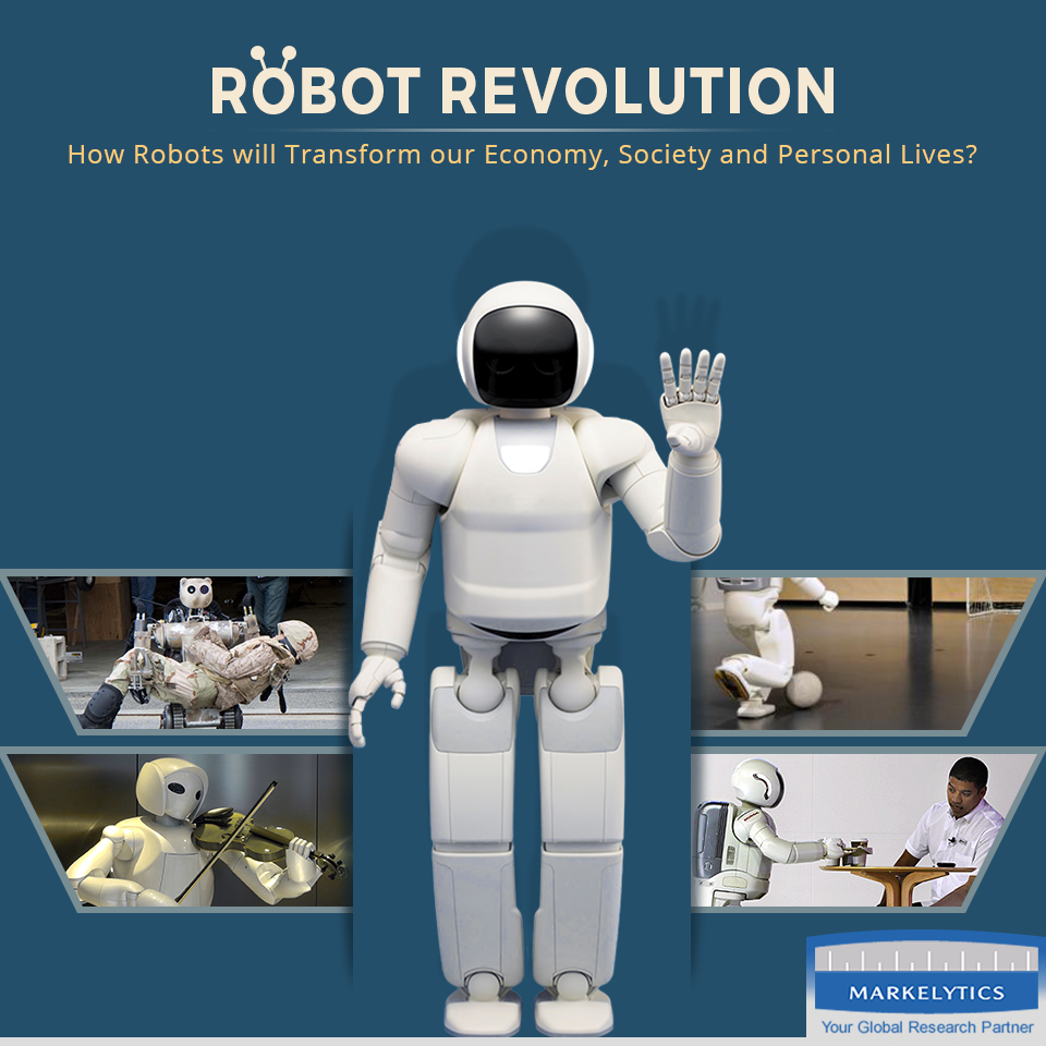 Robot revolution how robots will transform our economy society and