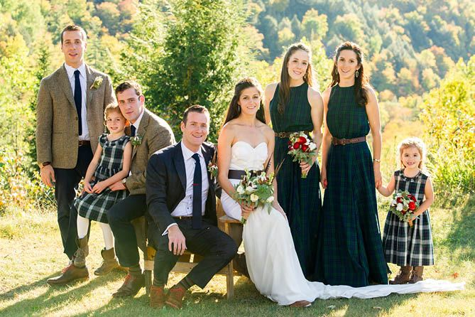 NY Real Wedding on WellWed.com | Photography: Twah Dougherty Photography