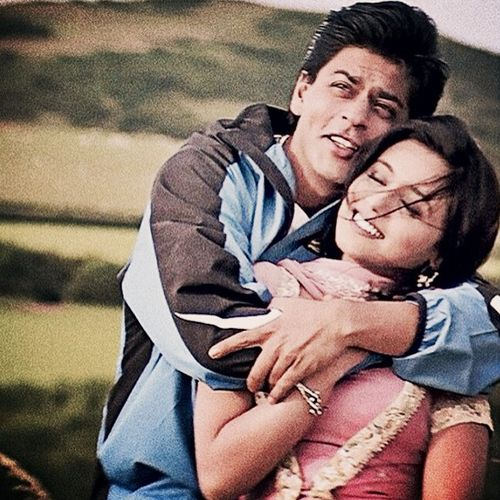 Shahrukh And Rani In Kuch Kuch Hota Hai Kuch Kuch Hota Hai Bollywood Couples Shahrukh Khan