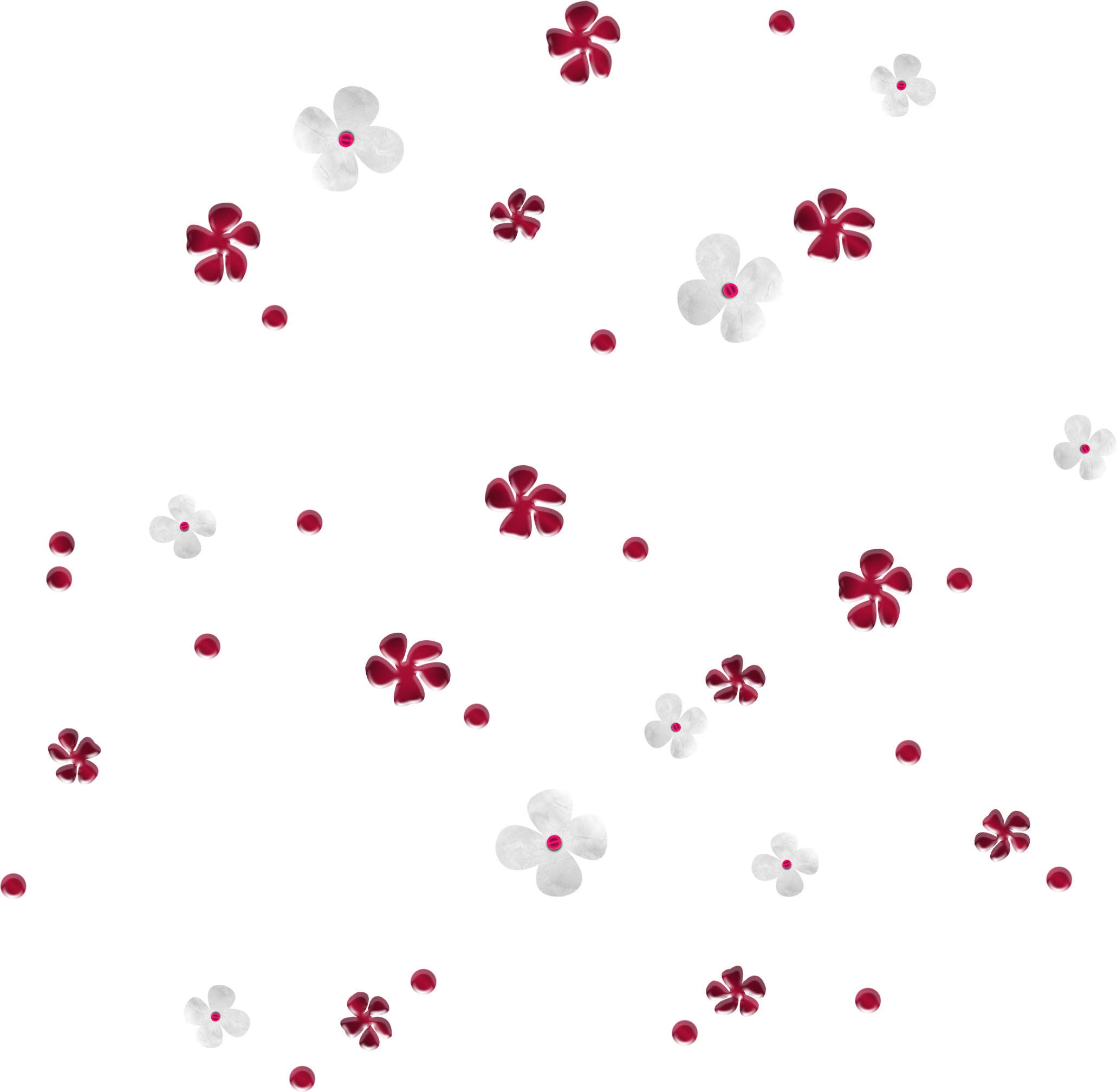 общий картинка мелкие цветочки на белом фоне становятся