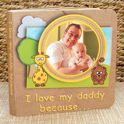 personalised board book father s day pinterest personalised