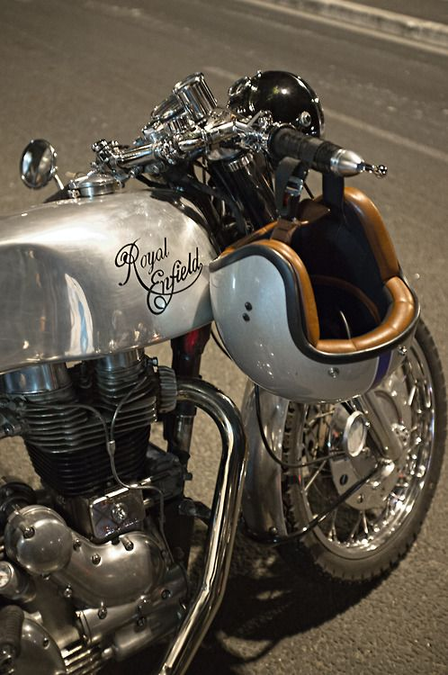 Royal Enfield Sweet Looking Machine Brought To You By House