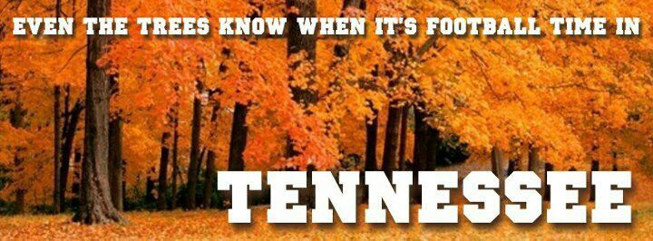 Football time in Tennessee
