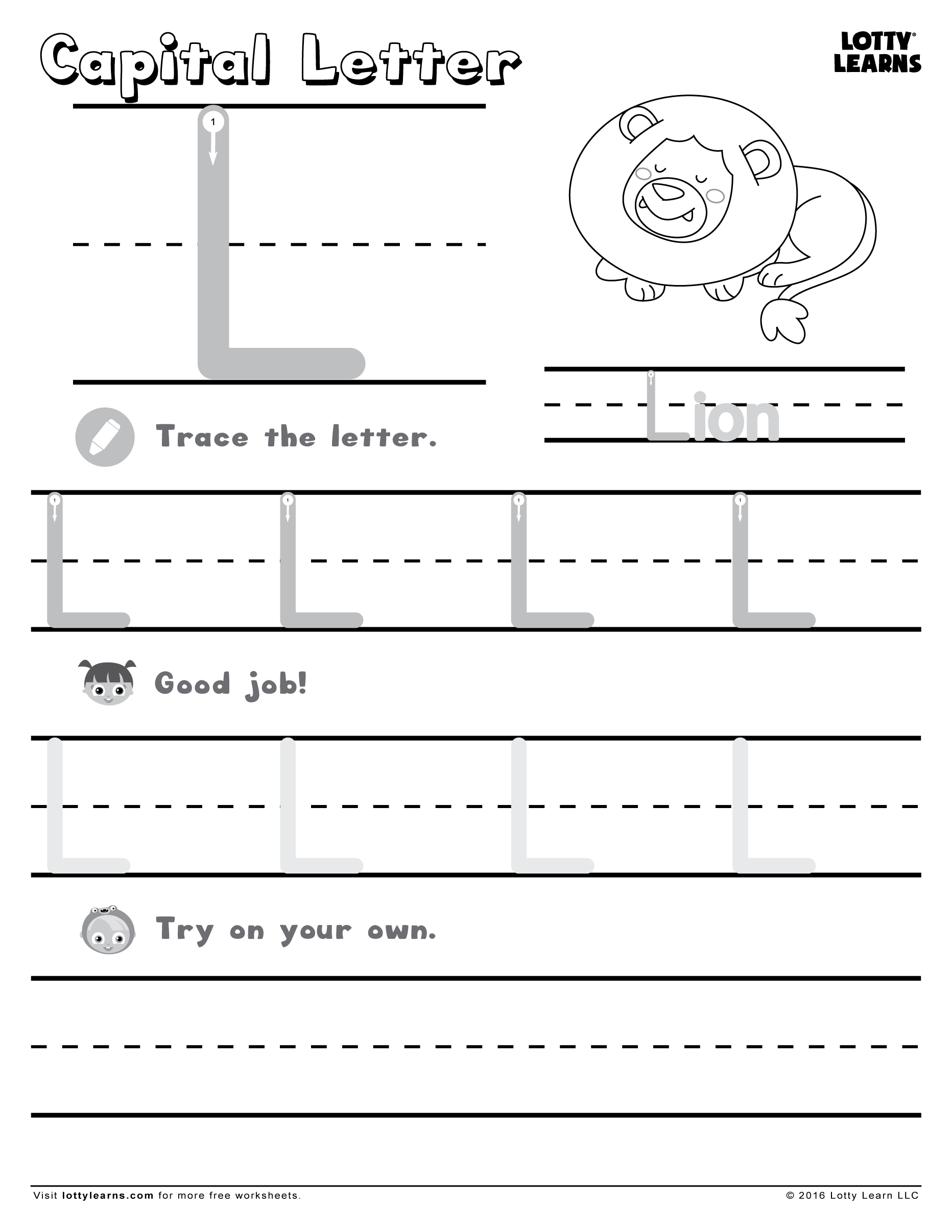 Worksheet Letter O Preschool