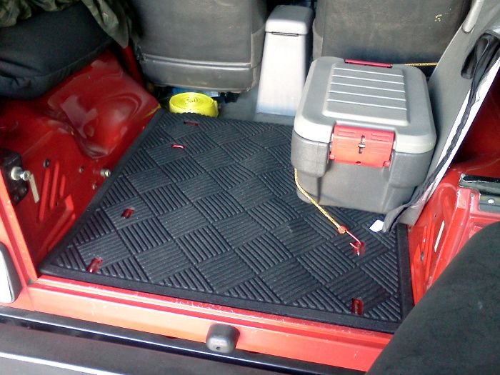 Tj Bed Mat Mod Diy Jeep Diy Jeep Accessories Jeep Wrangler Forum