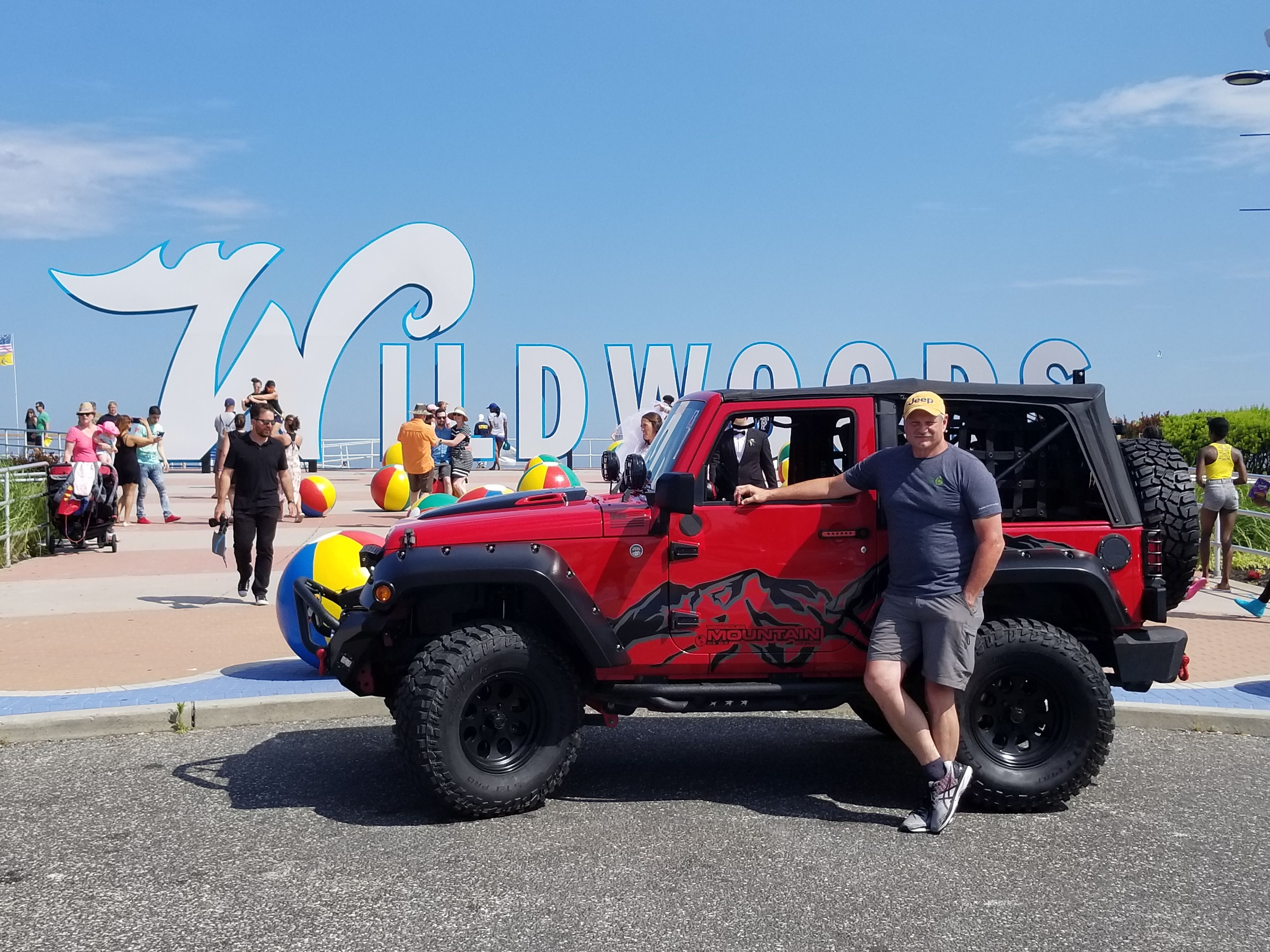 2017 Nj Jeep Invasion Wildwood Nj Jeep Wildwood Nj Monster Trucks