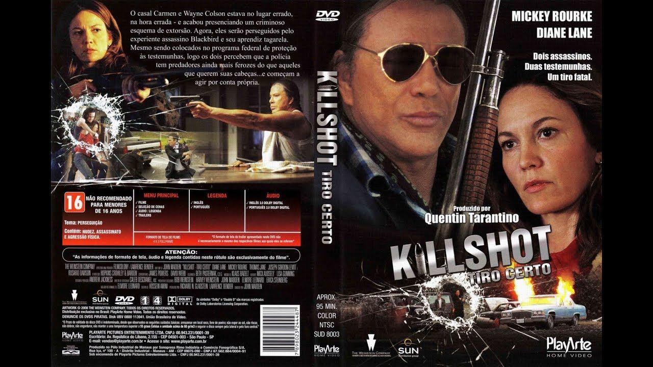 Killshot Tiro Certo Filme Completo Dublado Hd Com Imagens