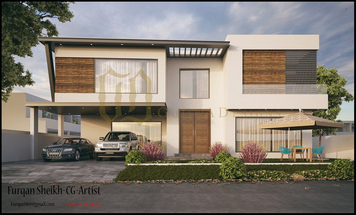 Renderings Sqm House Kanal House Galleria Design