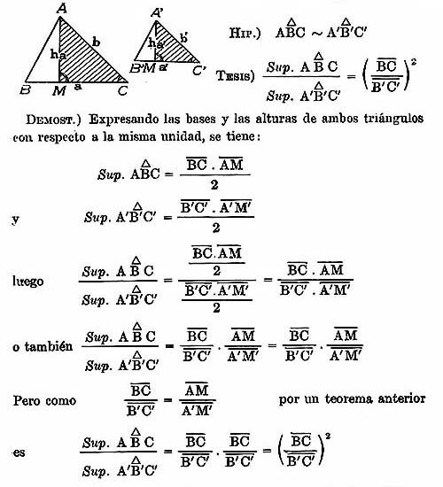 Geometria Poligonos Semejantes Geometria Poligono Matematicas