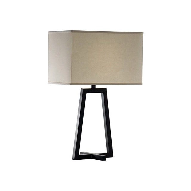 What do you think of our burnt chocolate table lamp