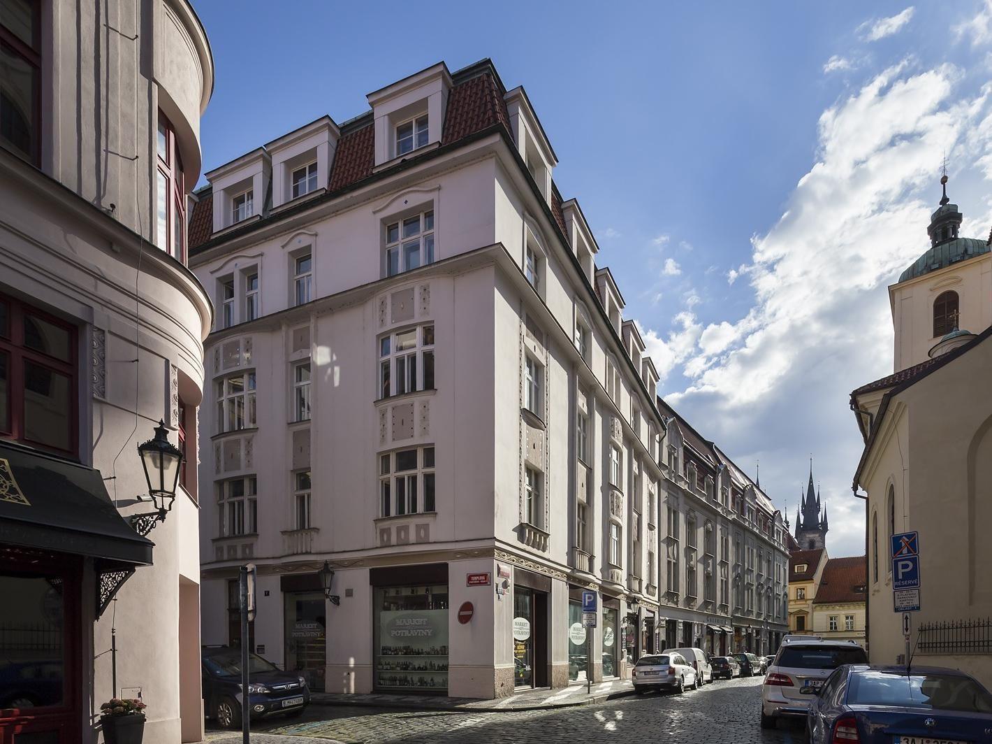 Prague Old Town Square - Templova Apartments Czech ...