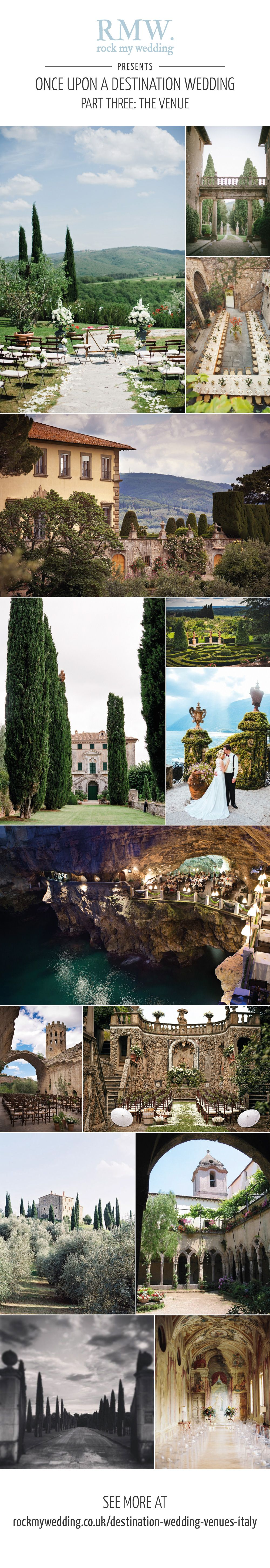 How To Find A Wedding Venue In Italy Planning Advice For Destination